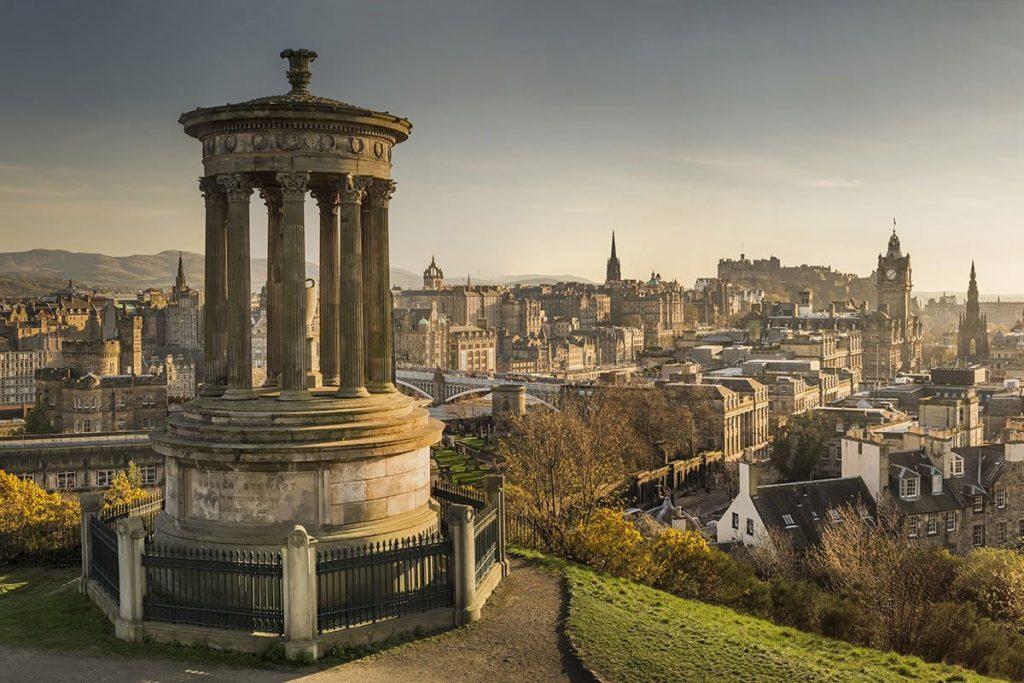 Edinburgh corporate events