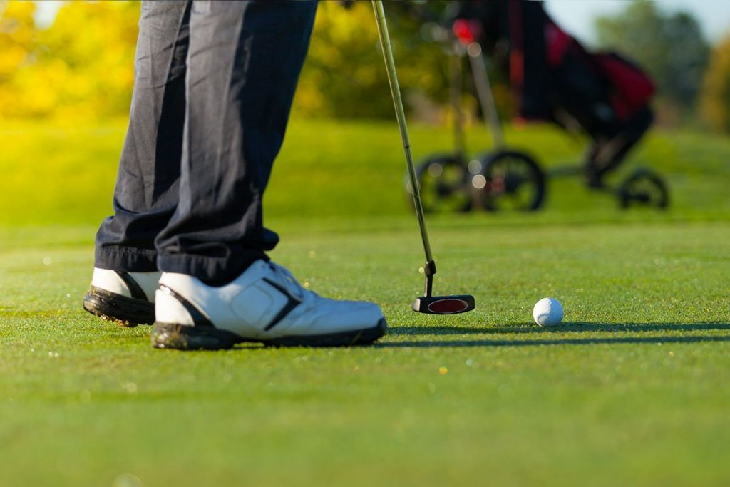 Golf corporate events